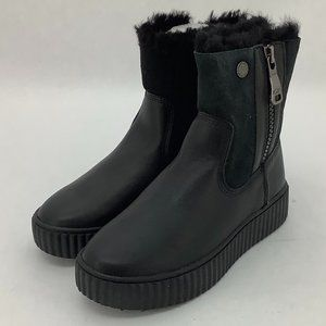 Pajar | Women's Winter Boots | Ankle Boots | Black
